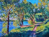 デイヴィッド・ロイド・グローバー 「Summer's Lake」