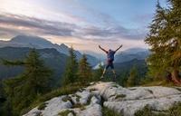 ドイツ ハイキング