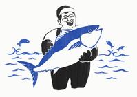 漁師の男性