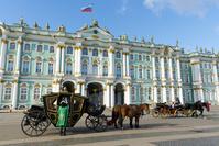 ロシア サンクトペテルブルク エルミタージュ美術館