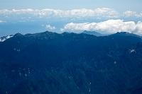 屋久島 小高塚岳 宮之浦岳周辺(世界自然遺産 屋久島国立公園)