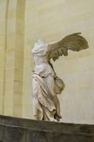 フランス パリ ルーブル美術館 サモトラケのニケ