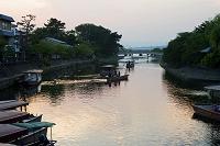 京都府 宇治川 遊覧船