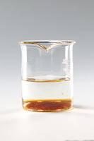 コーヒーシュガーが水に溶ける様子 A12-3