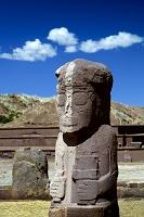 ボリビア 彫刻