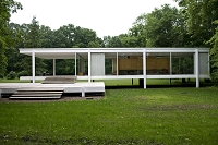 アメリカ合衆国 イリノイ州 ファンズワース邸