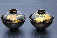 京都府 加賀蒔絵のお椀