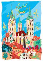 ドイツ ナウムブルク大聖堂
