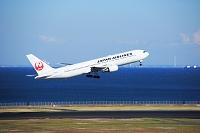 日本航空787