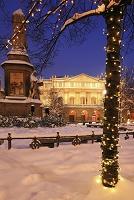 イタリア ミラン クリスマス飾り