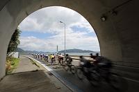 愛媛県 今治市 自転車レース