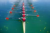 ボート競技 エイト