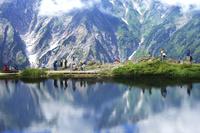 長野県 白馬連峰 八方尾根自然研究路 八方池
