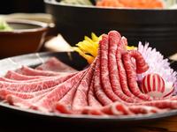 和食 桜鍋しゃぶしゃぶ(馬肉)