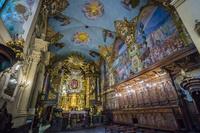 ポーランド カルバリア カルバリア修道院 祭壇