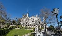 ポルトガル レガレイラ宮殿