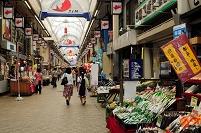 兵庫県・明石市 明石・魚の棚商店街