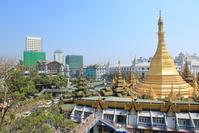ミャンマー ヤンゴン スーレーパヤー