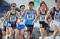 陸上:東京陸協ミドルディスタンス・チャレンジ