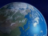 CG地球 日本