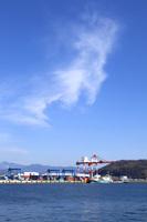 松山港 コンテナターミナル