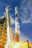 打ち上げられる人工衛星