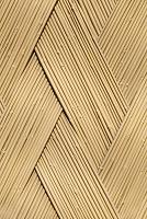 模造竹の柵