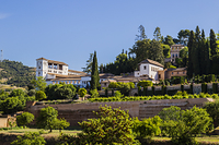スペイン グラナダ アルハンブラ宮殿 ヘネラリフェ