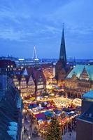 ドイツ ブレーメン クリスマスマーケット