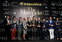The Mavericks of 2019 授賞式