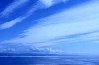 晴れ渡る太平洋