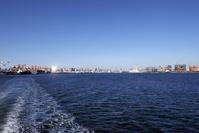 東京都 観光船から見る東京港