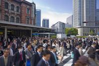 東京駅 交差点