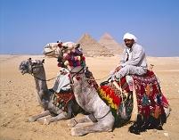 エジプト ギザ 三大ピラミッド