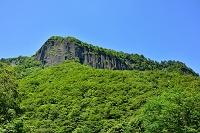 宮城県 初夏の磐司岩
