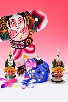 滋賀県 小幡土人形巳と福袋