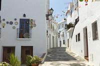 白い街並み フリヒリアナ スペイン