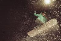 日本人女性スノーボーダー