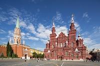 ロシア モスクワ 赤の広場