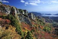 香川県 寒霞渓の紅葉