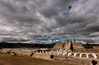 メキシコ イダルゴ州 トゥーラ遺跡