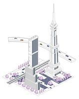 ブロックタウン未来都市 B-5