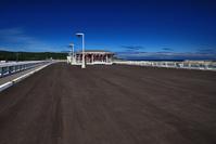 北海道南西沖地震から25年後の津波避難広場
