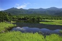 北海道 知床連峰と知床五湖