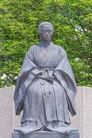 鹿児島県 天璋院篤姫像