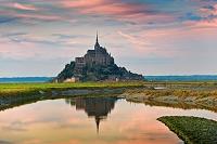 フランス モン・サン・ミッシェル