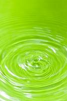 水滴と波紋