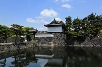 東京都 皇居 桔梗門