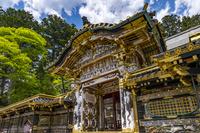 栃木県 東照宮の唐門