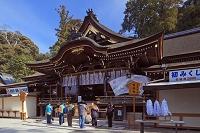 奈良県 大神神社 初詣